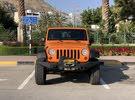 للبيع فقط جيب رانجلر سبورت نظيف جدآ مديل 2012