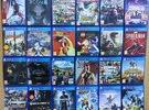 العاب بليستيشن PS4 مستخدمه وجديدة متنوعه  للتواصل للجادين فقط  واتس اب