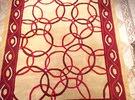 3 Large 100% Wool Carpet  سجادة صوف 3 (240cmx300cm) (each 10bd)