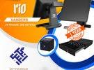 جهاز كاشير ( ماركة RIO ) صناعة كورية