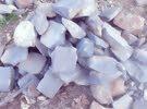 حجر بازلات السعر 14 الف لس المتر