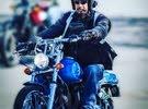 دورة تدريبية في قيادة الدراجة النارية