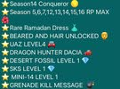 PUBG ACCOUNT CONQ URGENT