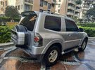 2008 Mitsubishi pajero 2-door, 4x4,gcc