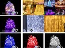 سلسلة أضواء LED