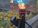 صوبية #الصاروخ الأصلية (حديد سميك وبويا نارية وبتنضب)