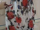 Chiffon Sleeveless shirt