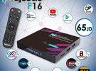 ماجستيك اندرويد F16 بوكس Android Box