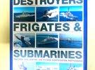 موسوعه تاريخيه مصوره بالتفصيل عن المدمرات  والفرقاطات والغواصات الحربيه (باللغه الانجليزيه)
