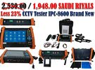 For Sale CCTV Tester IPC-8600 Brand New