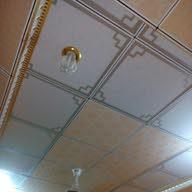 الاسطه لعمال الكهرباء والسقف الثانوي