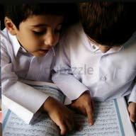 TUTOR FOR SCHOOL ARABIC-QUR'AN