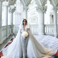 رونقالعروس لفساتين الزفاف