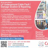 Cable fault location Services