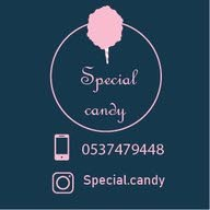 ‏Special candy