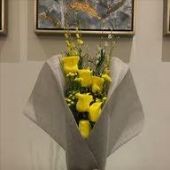 هدايا زهور طبيعية و شموع olivia for gift roses and candle