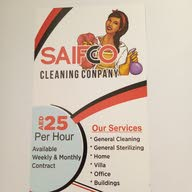 saifco cleaning