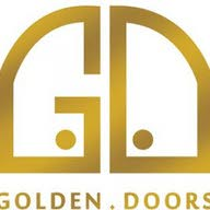 Golden Doors For Automatic Doors