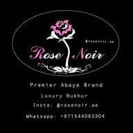 Rosenoir Abaya