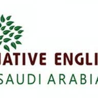 Native English Saudi Arabia
