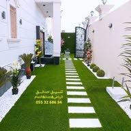 عشب صناعي عشب جداري