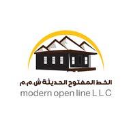 شركة الخط المفتوح لصناعة الكرفانات  متجر