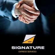 signature. es