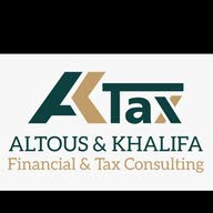 AK للاستشارت الضريبة والمحاسبية