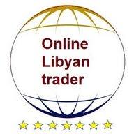 Online Libyan trader