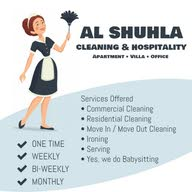 AL SHUHLA Cleaning and Hospitality