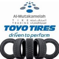 Toyo Tires Jordan