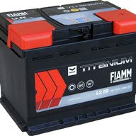 Fiamm Batteries