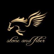 stone and fiber