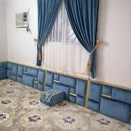 مفروشات عبدالله مقرني تفصيل جميع الأثاث منزلي وفنادق