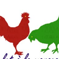 Marketing company chickens