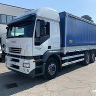 استيرادإيطاليا للشاحنات والاليات الثقيلة