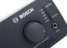 مكبر صوت و مايك الليات Bosch