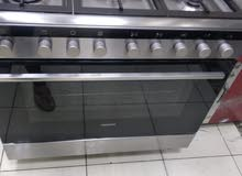 Siemens gas cooker 90x60