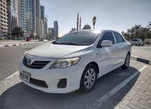 Toyota Corolla 2013 XLI 1.6 GCC