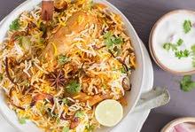 مطلوب طباخ برياني وكبسة لمطعم في عجمان