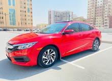 Honda Civic 2018 Full Option