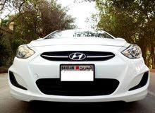 Hyundai Accent HB 1.6 L 2017 Zero Accident Single User For Sale