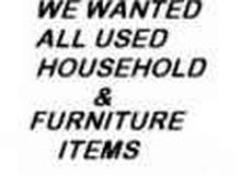 Used Furniture&Electronice Buyer  Call  Abbas 050