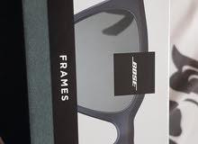 نظارات بوس اضافه الى سماعات وبلوتوث