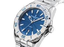 ساعة ماركة (إتش ماير) الجديدة كُلياً