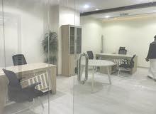 مكاتب مؤثثه للإيجار باسعار مخفضه استلم المفتاح ومارس عملك