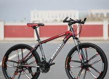 دراجات هوائية (بسكاليتات) بأفضل وافخم الأنواع بجميع الأحجام