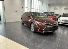 Toyota Avalon Limited 2016 (Red)