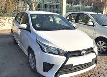 Yaris Hatchback 2017 GCC White