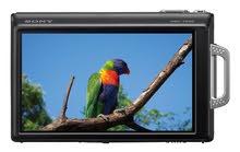Sony Cyber-shot DSC-T200 8.1 MP Digital Camera, red, fully funtiona